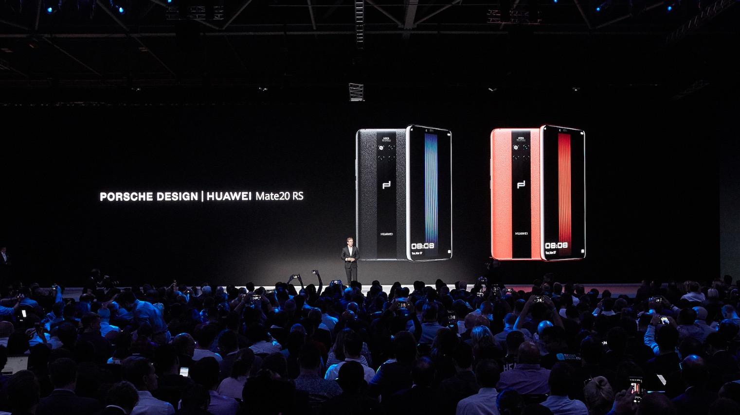 Huawei Porsche Design Mate 20 RS