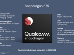 Qualcomm Snapdragon 675 specs
