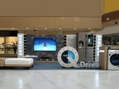 Samsung Electronics Hellas The Mall Athens