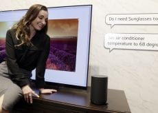 LG Appliances Voice AI voice recognition