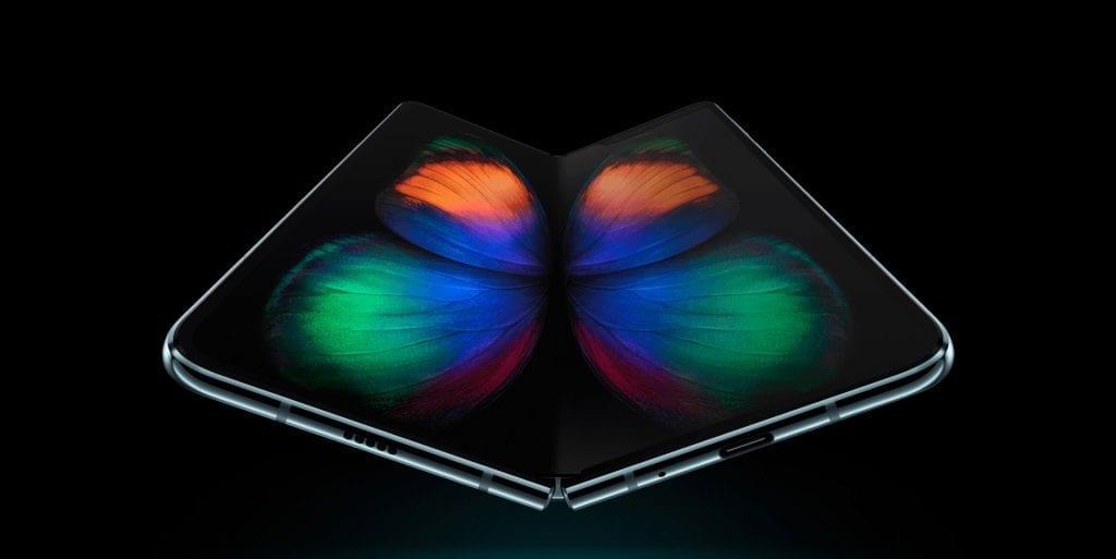 Samsung Galaxy Fold hero