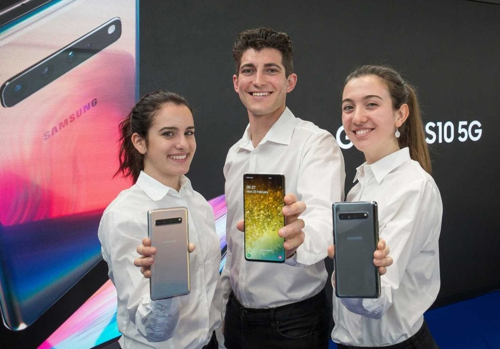 Samsung Galaxy S10 5G MWC 2019 (3)