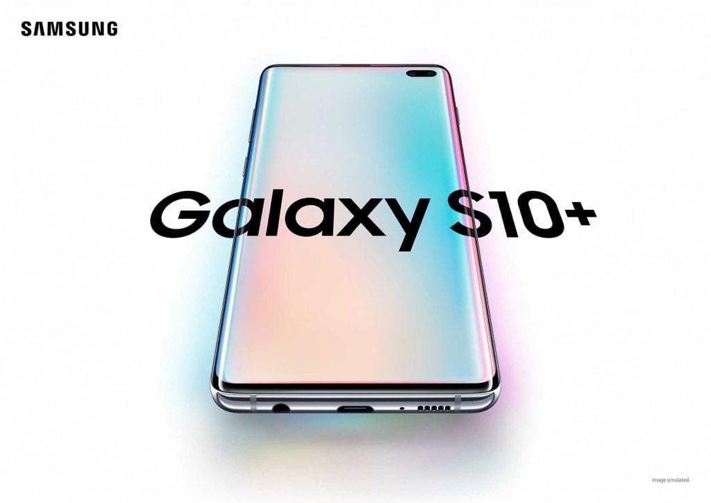 Samsung galaxy s10 prism white1 6