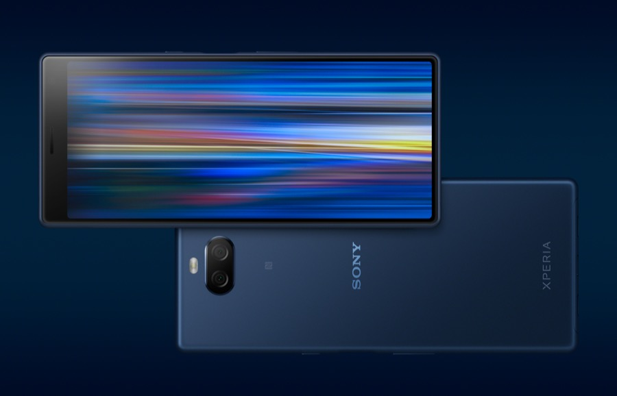 Sony Xperia 10 Plus navy