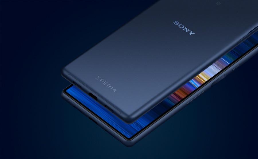 Sony Xperia 10 Plus Unibody navy