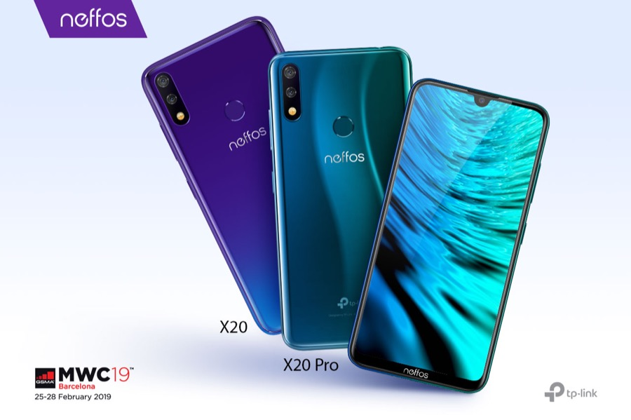 TP Link Neffos X20 and X20 Pro