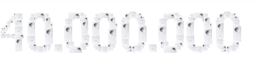 40.000.000 devolo adapters