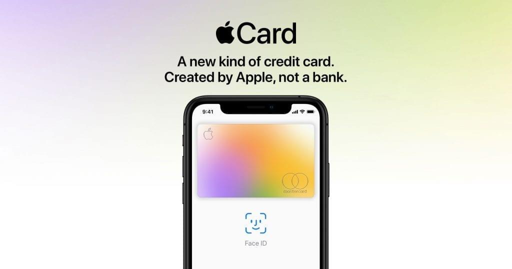 Apple Card hero