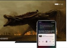 Apple iOS 12.2 Ask Siri to play video on Apple TV