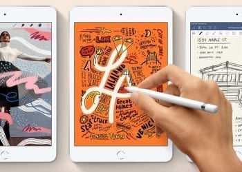 Apple iPad Mini 5 2019 wiith Apple Pencil (2)