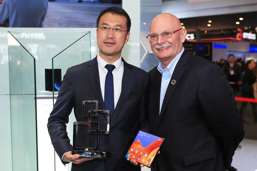 HUAWEI GLOMO Awards MWC 2019 (2)