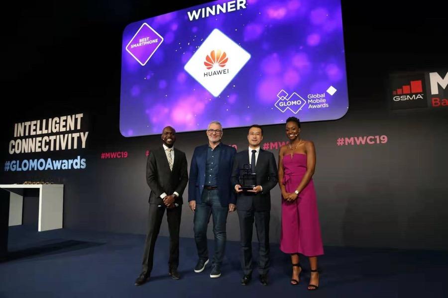HUAWEI GLOMO Awards MWC 2019