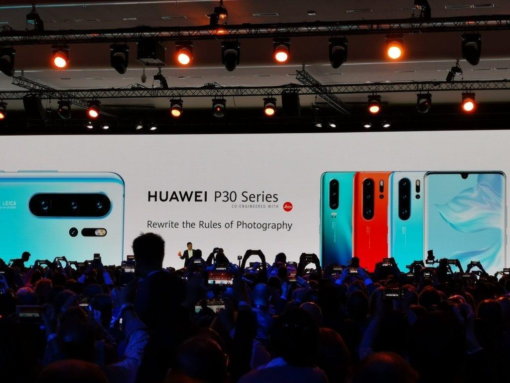 Huawei P30 1