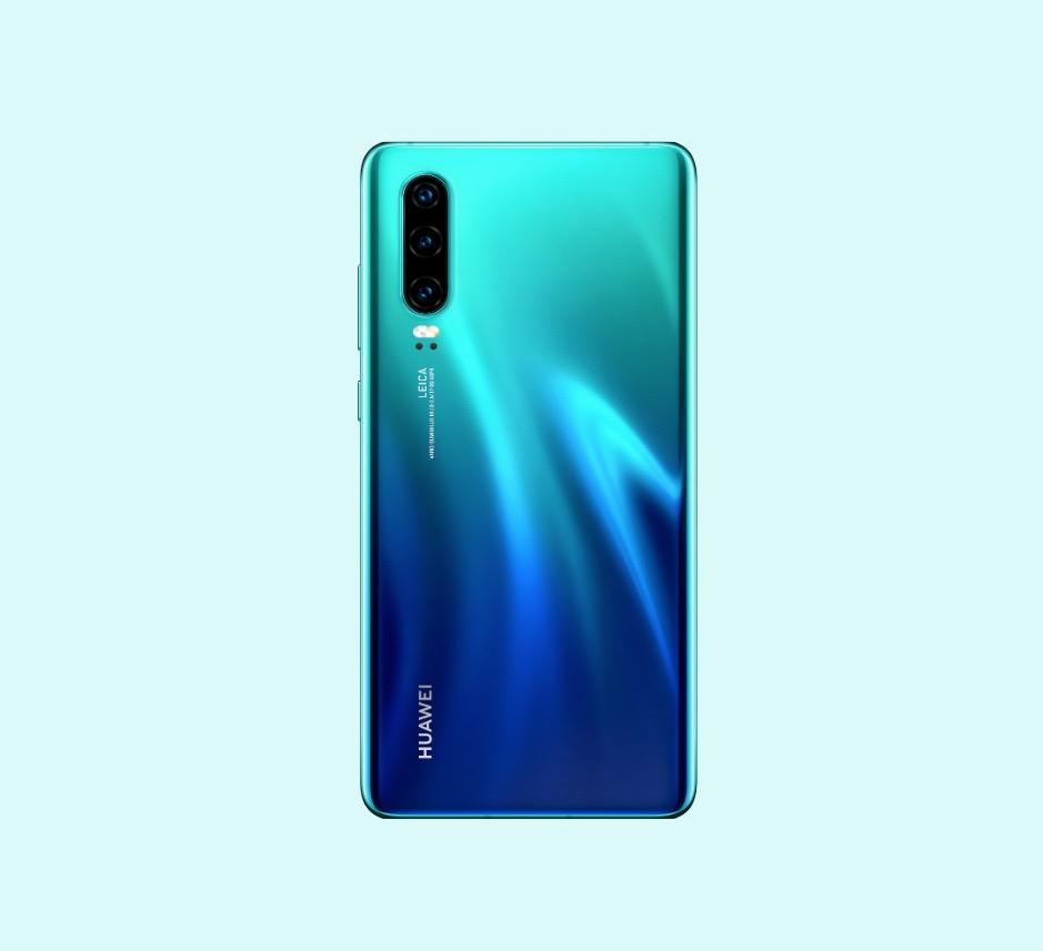 Huawei P30 11