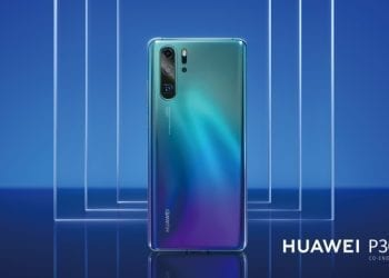 Huawei P30 Pro Lifestyle Color Horizontal Aurora