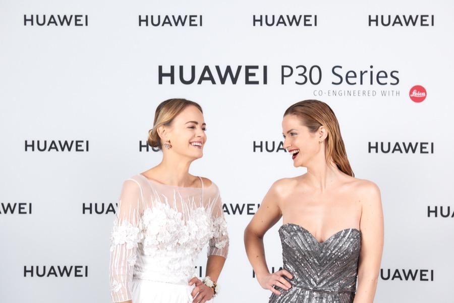 Huawei P30 Series Paris event 1