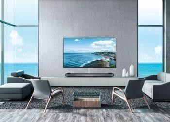 LG OLED Wallpaper Hotel TVs WU960H