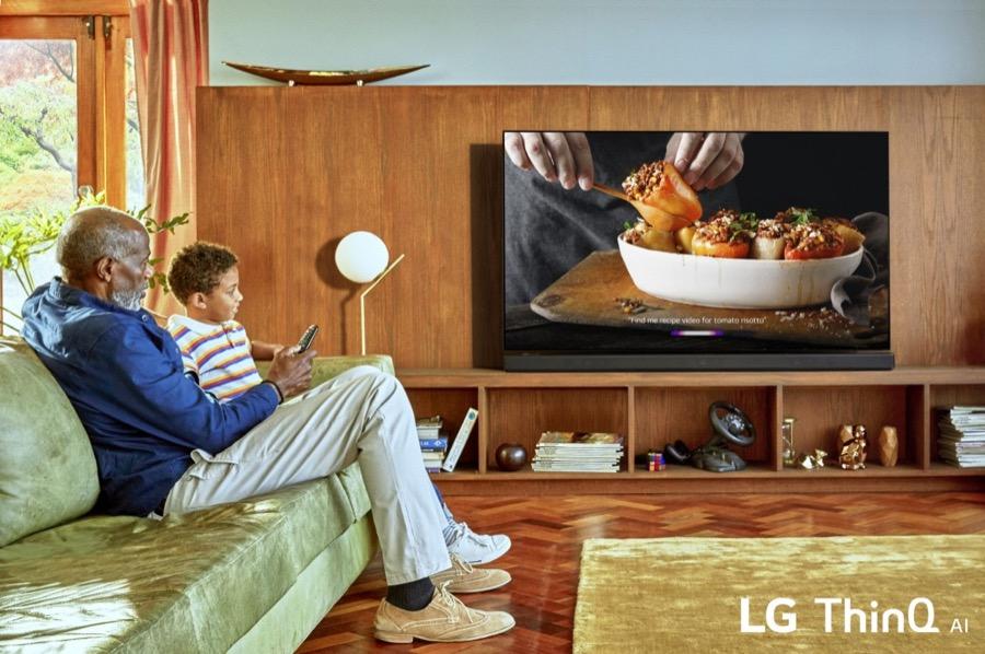 Τηλεόραση LG ThinQ AI TV