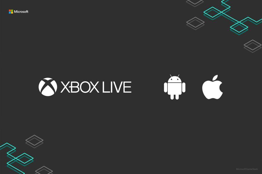 Microsoft Xbox Live mobile