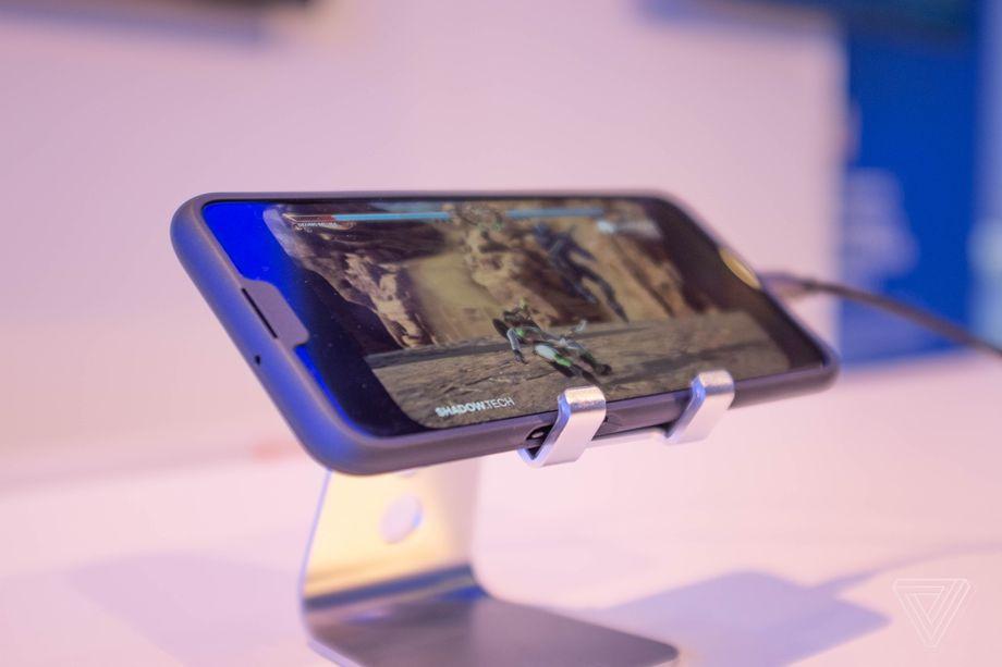 Oppo 5G prototype hands on