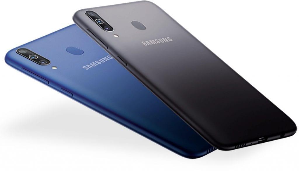 Samsung Galaxy M30 back