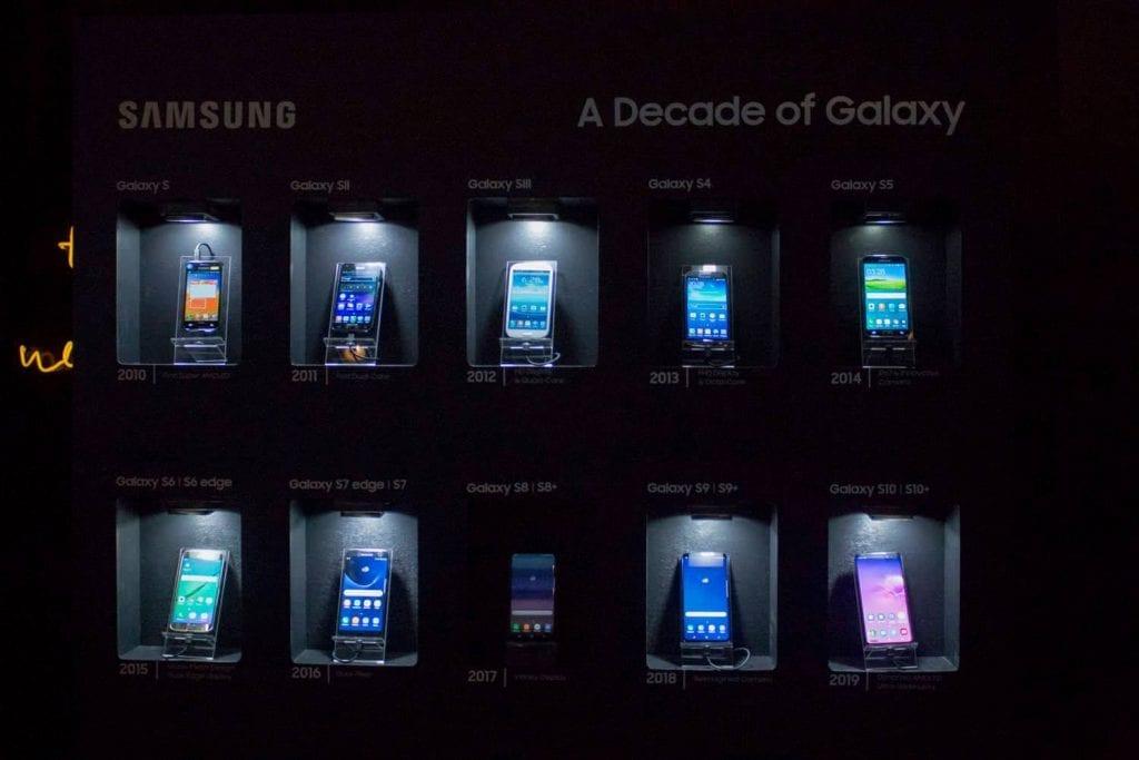 Samsung Galaxy S10 Greek launch event (5) XBLOG