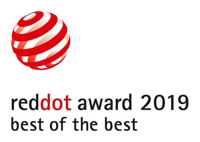 Red Dot Design Awards 2019 Best of the Best