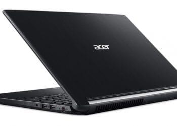 Acer Aspire 7 A715 72G 704Q rear