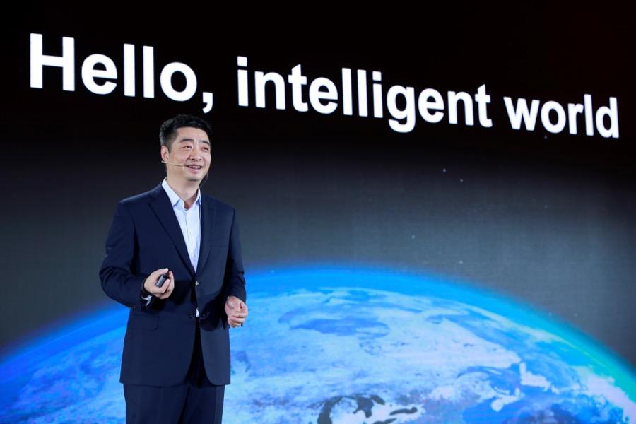 Ken Hu, Huawei Deputy Chairman, at HAS 2019