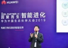 Leon Wang President of Huawei Data Center Network