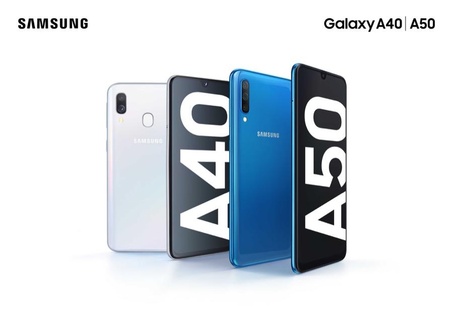 Samsung Galaxy A40 A50