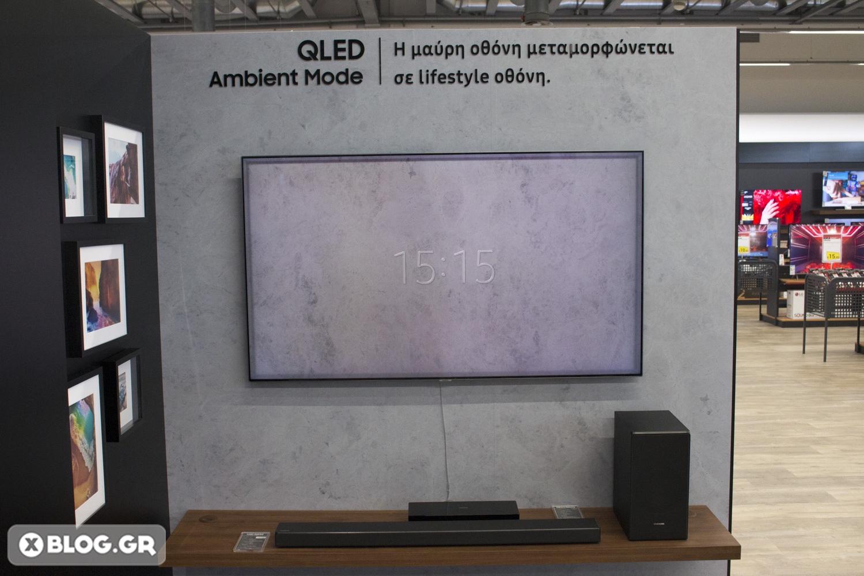 Samsung Hub Kotsovolos Greece opening XBLOG 16