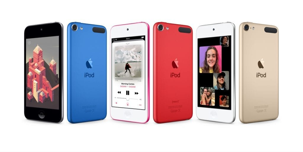 Apple iPod touch 7th gen 2019 1
