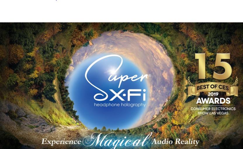Creative SuperX-Fi