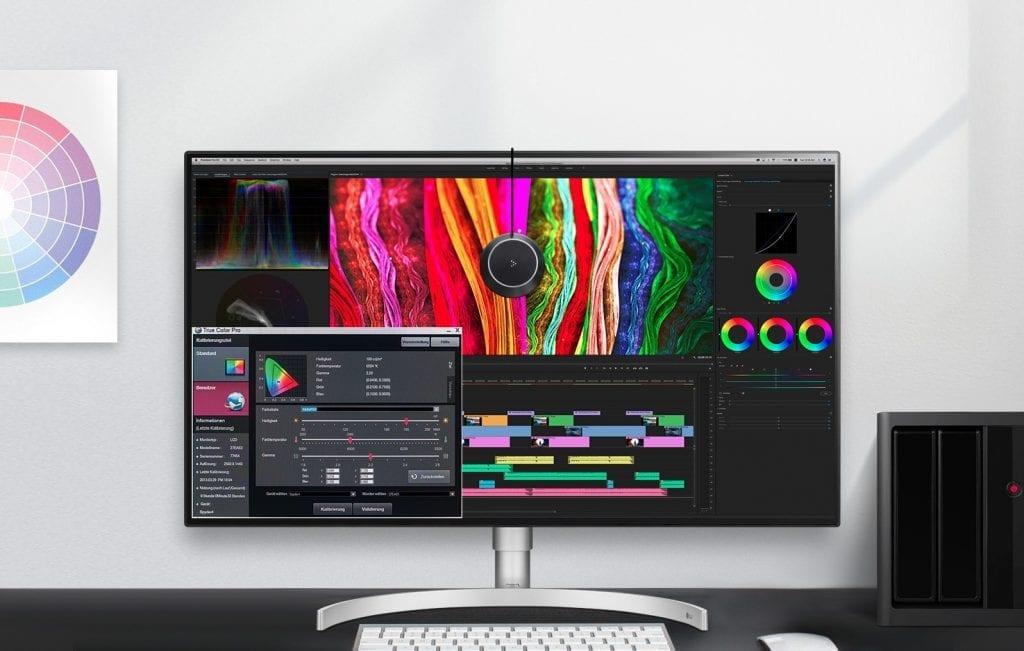 LG 32UL950 UltraFine display