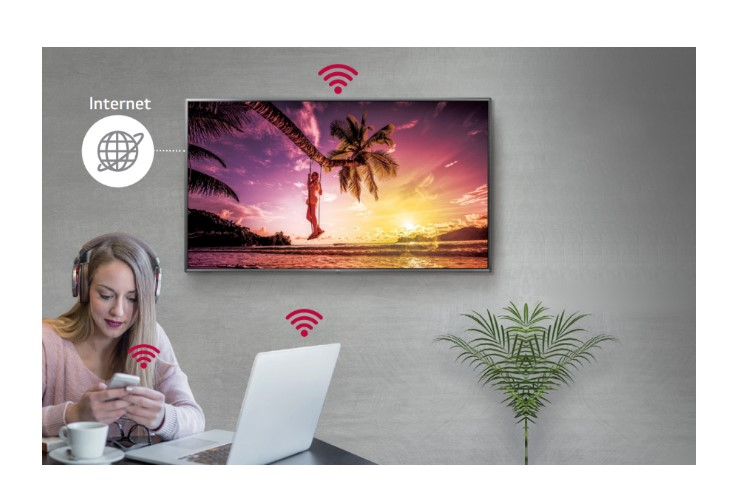 LG Ultra HD large display UL3E b series 3