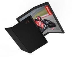 Lenovo ThinkPad X1 Worlds First Foldable PC