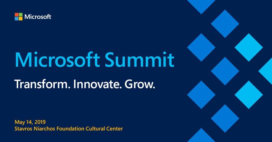Microsoft Summit 4th 2019