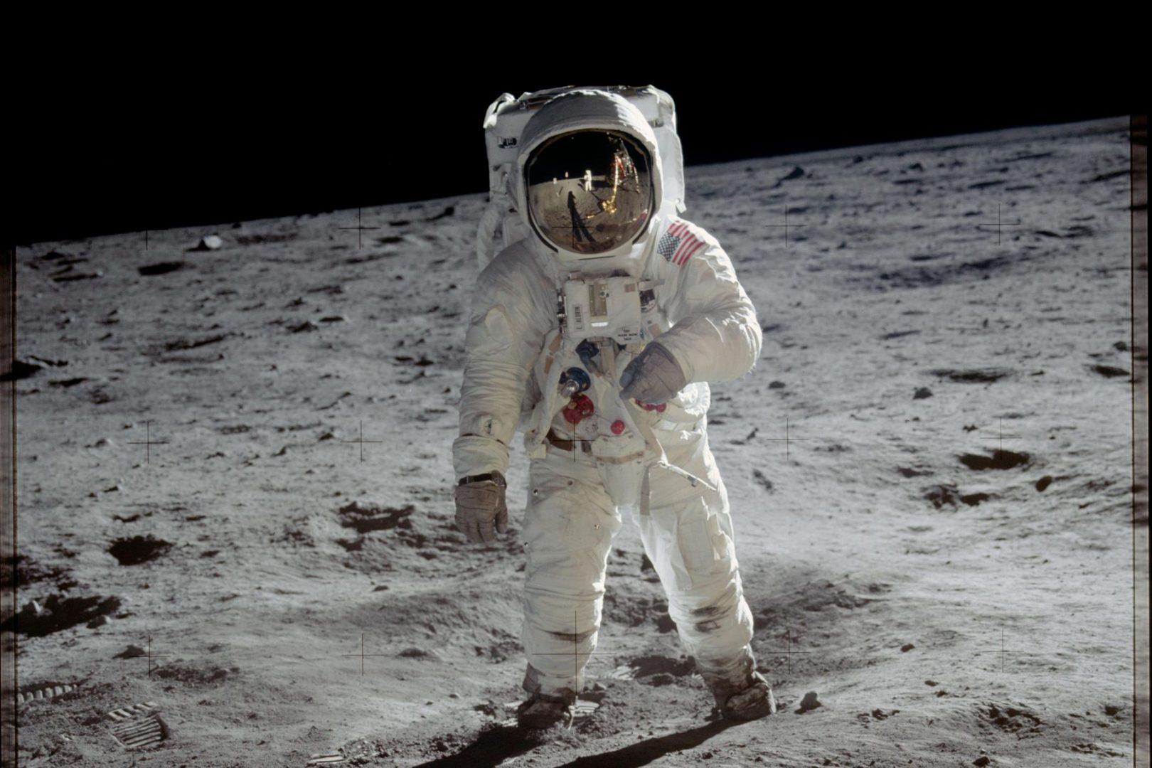 Αστροναύτης της NASA στο Φεγγάρι