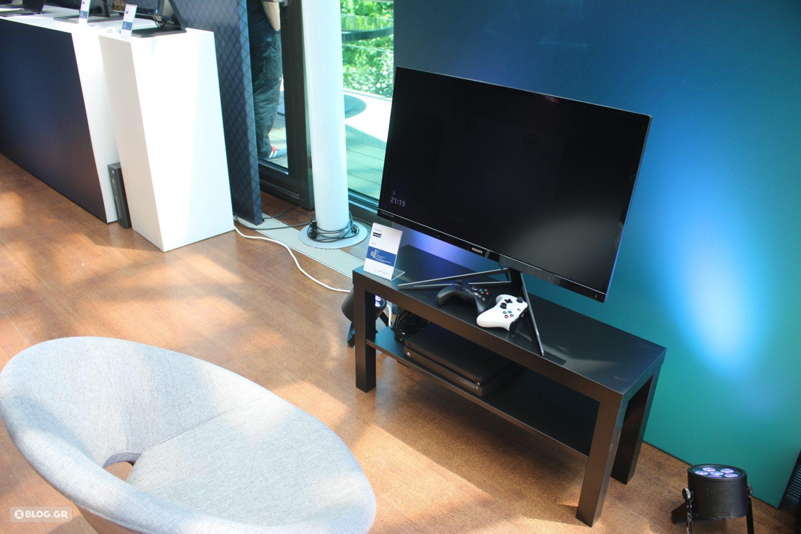 Philips gaming TV