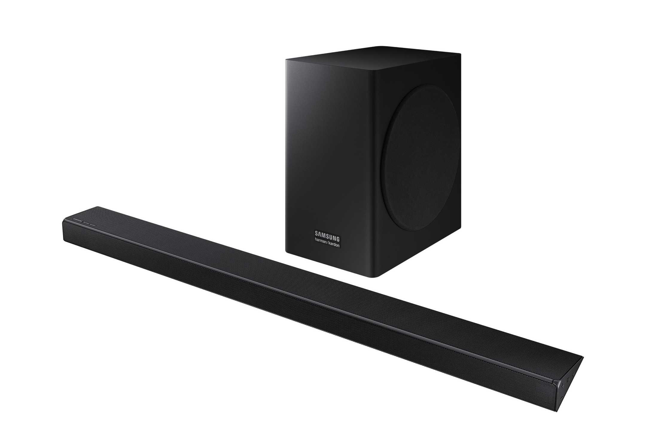 Samsung Q soundbar hw q60r 001