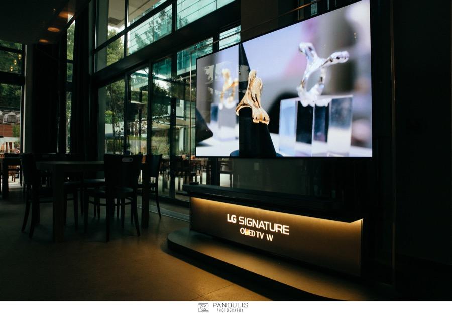 LG Signature OLED W8