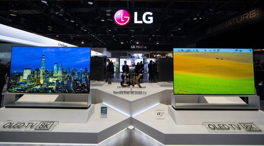 LG 8K OLED TV 88Z9 3