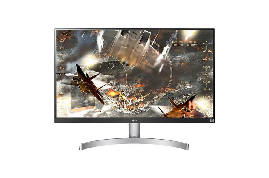 LG IPS 4K UHD monitor