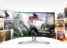 LG UHD 4K HDR