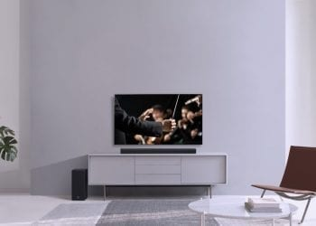 LG sound bar tv sound sync 0