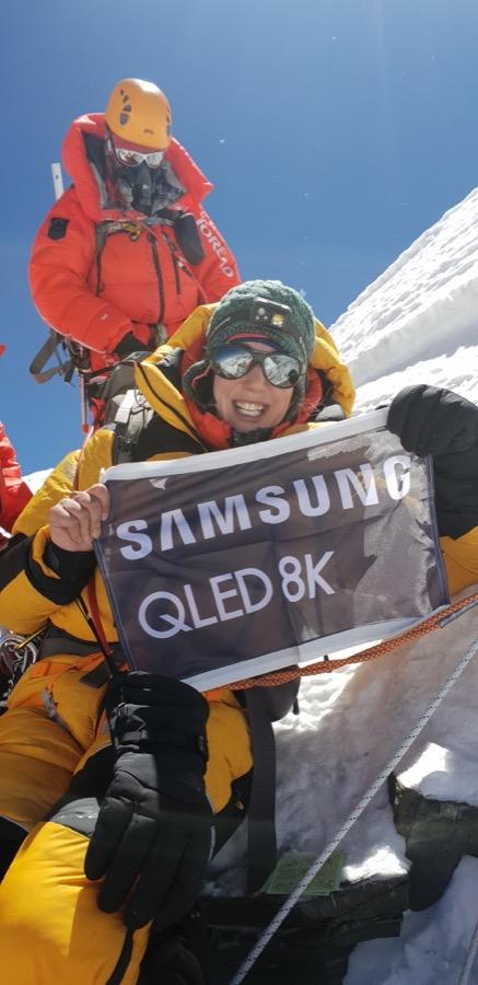 Samsung Electronics Hellas 7 summits challenge