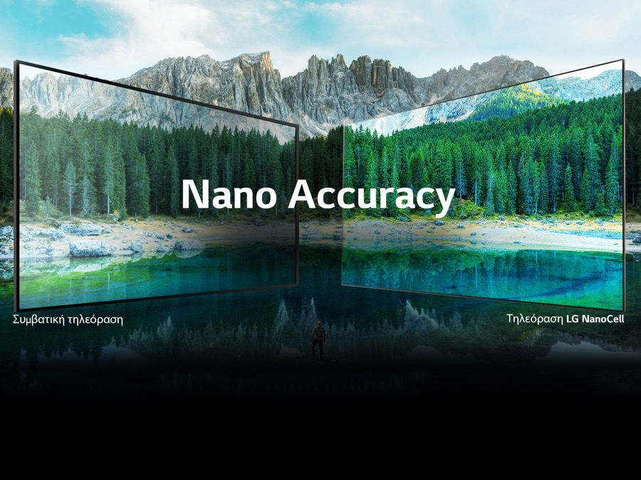 LG Nanocell TV Accuracy