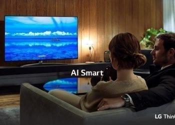 LG ThinQ AI TV