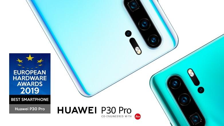 Huawei P30 Pro Best Smartphone 2019